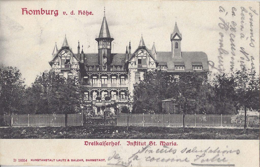AK Dreikaiserhof