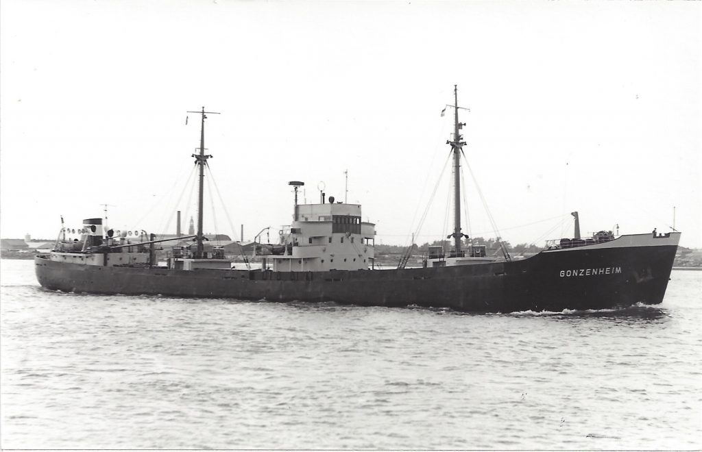 Bild vom Schiff Gonzenheim