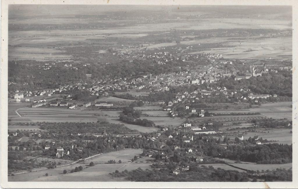 Ansichtskarte Herzberg -Blick