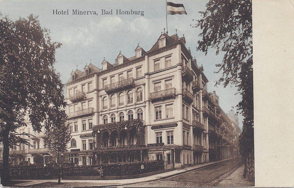 Ak Hotel Minerva