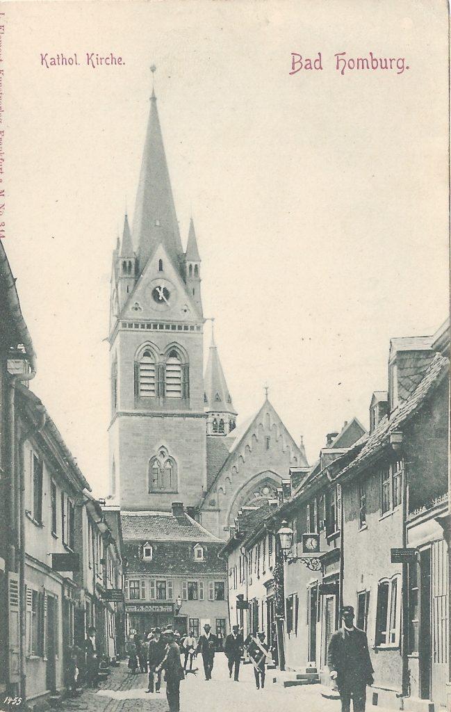 Ansichtskarte St. Marien