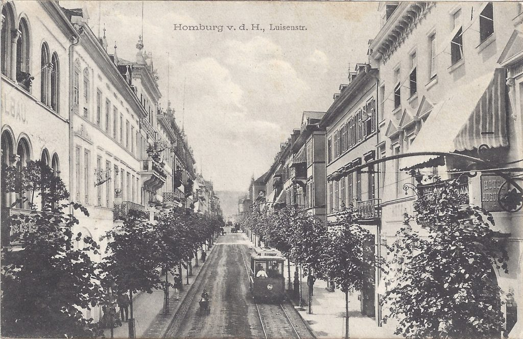 AK Louisenstraße