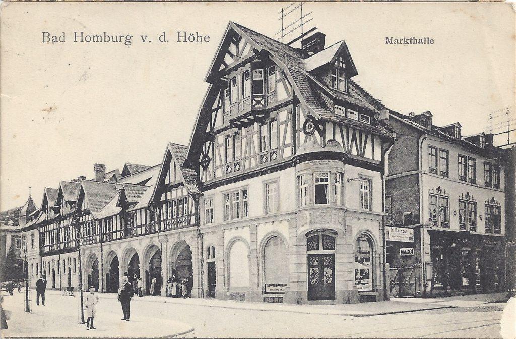 AK Marktlauben in Bad Homburg