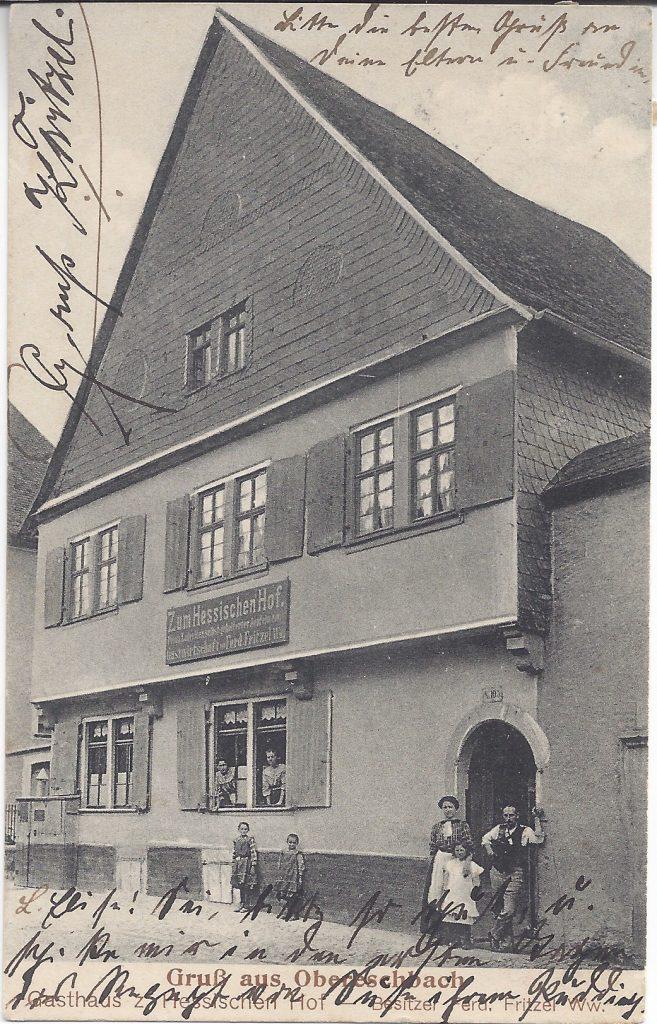 Hessischer Hof in Ober Eschbach