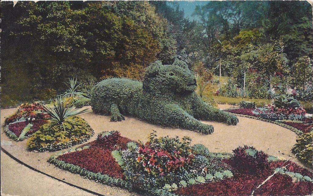 AK Buxbaum Schlossgarten