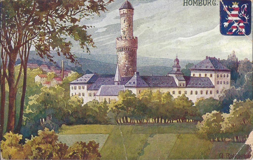 AK Homburger Schloss