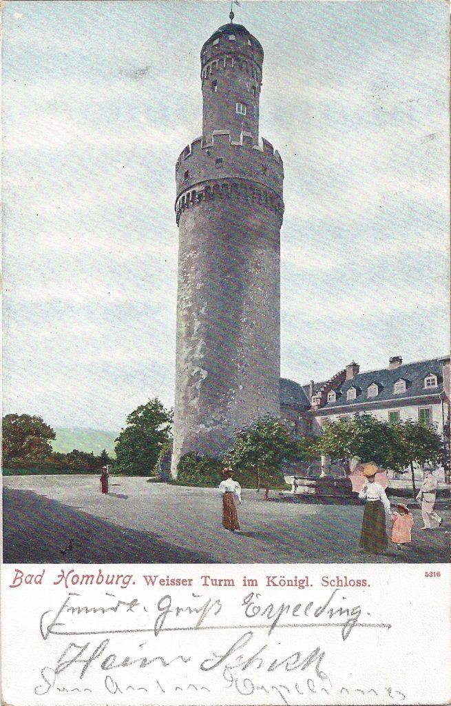 AK Weisser Turm